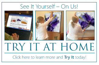 Try it at home with Greenwich Workshop's Try It program