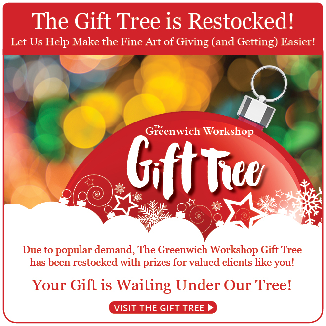 Greenwich Workshop - Due to Popular Demand, The Gift Tree Has Been Reloaded!