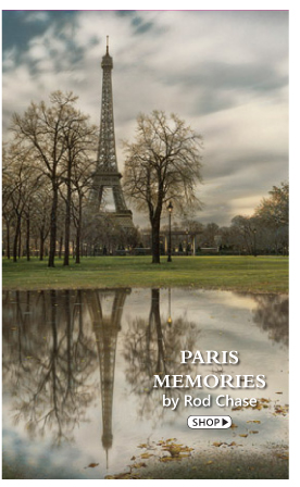Paris Memories by Rod Chase