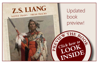 Preview Z. S. Liang's book, Native Trails - Fresh Tracks