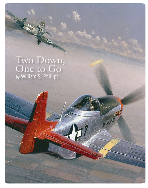Two Down and One to Go by William S. Phillips