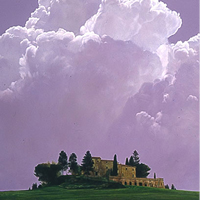 """Tuscan Cloud"" by Chris Young"