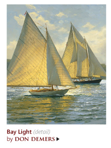 """Bay Light"" by Don Demers"