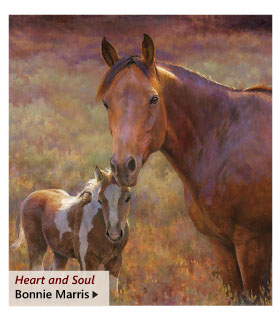 """""""Heart and Soul"""" by Bonnie Marris"""