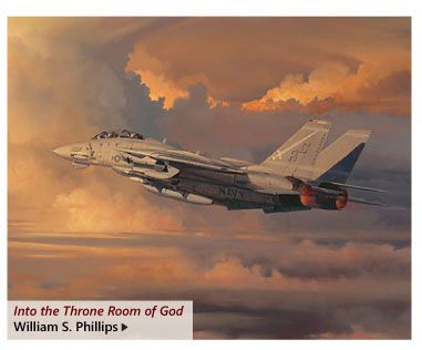 """""""Into the Throne Room of God"""" by William S. Phillips"""