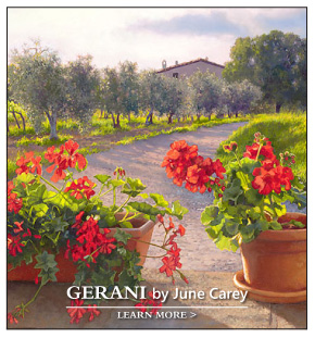 Gerani by June Carey