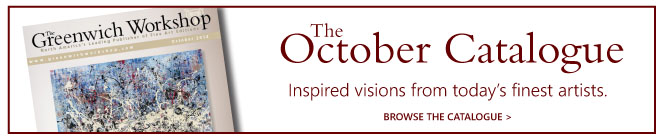 Browse the October Greenwich Workshop Catalogue