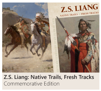 Z. S. Liang: Native Trails, Fresh Tracks Commemorative Edition