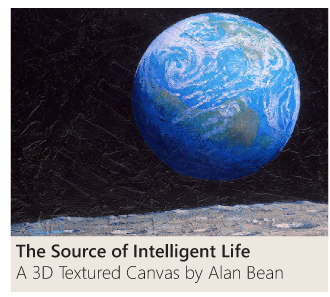 The Source of Intelligent Life by Alan Bean