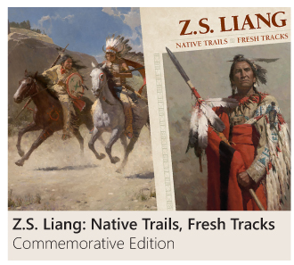 Native Trails, Fresh Tracks by Z. S. Liang - Commemorative Edition