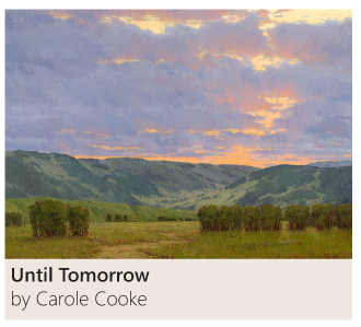 Until Tomorrow by Carole Cooke