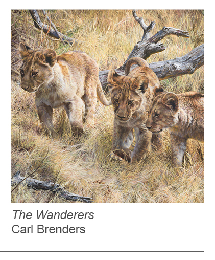 """The Wanderers"" by Carl Brenders"