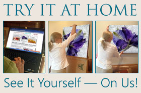 Try It At Home - See It Yourself - On Us!