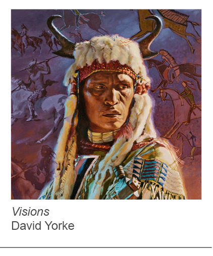 """Visions"" by David Yorke"