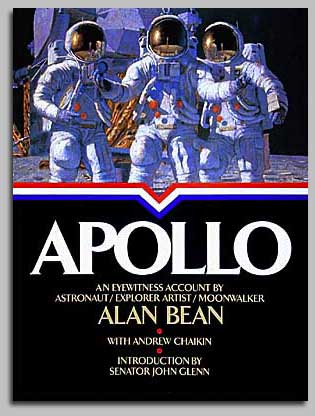 Alan Bean - APOLLO AN EYEWITNESS ACCOUNT -  TRADE BOOK Published by the Greenwich Workshop