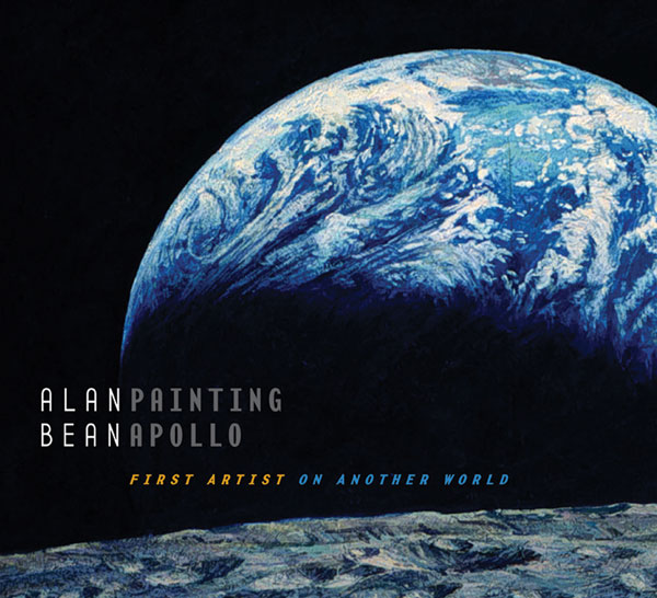 Alan Bean - Painting Apollo: First Artist on Another World -  TRADEBOOK Published by the Greenwich Workshop
