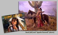 DESERT DREAMS THE WESTERN ART OF DON CR&lt;br&gt; COLL. BOOK &amp; CANVAS