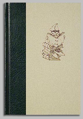James C. Christensen - CHRISTENSEN JOURNAL -  HARDCOVER Published by the Greenwich Workshop