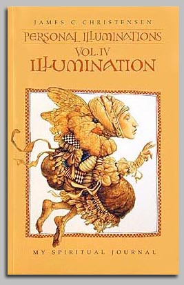 James C. Christensen - ILLUMINATION JOURNAL VOL. IV -  SOFTCOVER Published by the Greenwich Workshop
