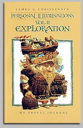 James C. Christensen - EXPLORATION JOURNAL VOL II -  SOFTCOVER Published by the Greenwich Workshop