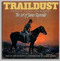 TRAILDUST - THE ART OF JAMES REYNOLDS<br> TRADE BOOK