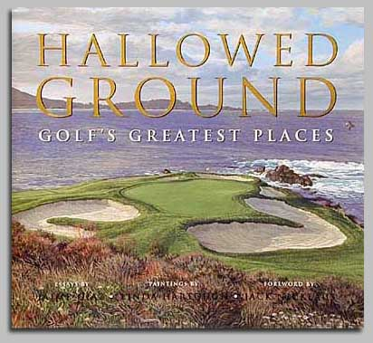 Linda Hartough - HALLOWED GROUND -  TRADE BOOK Published by the Greenwich Workshop
