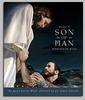 SON OF MAN VOL. II MIRACLES OF JESUS<br> TRADEBOOK