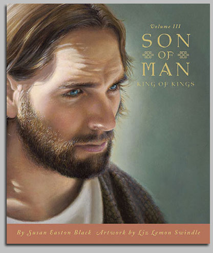 Liz Lemon Swindle - Son of Man Volume III King of Kings -  TRADEBOOK Published by the Greenwich Workshop