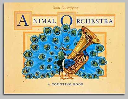Scott Gustafson - ANIMAL ORCHESTRA -  TRADE BOOK Published by the Greenwich Workshop