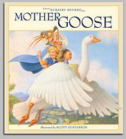 Favorite Nursery Rhymes from Mother Goose<br> TRADE BOOK