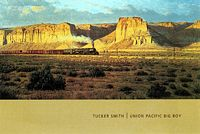 UNION PACIFIC &amp;quot;BIG BOY&amp;quot;&lt;br&gt; POSTER