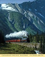 CANADIAN PACIFIC RAILWAY&lt;br&gt; POSTER