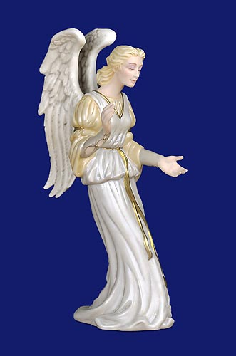 James C. Christensen - EVANGELINE -  OPEN EDITION PORCELAIN Published by the Greenwich Workshop