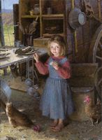 The Chef&amp;#180;s Daughter - Chuck Wagon 1892&lt;br&gt; LIMITED EDITION CANVAS