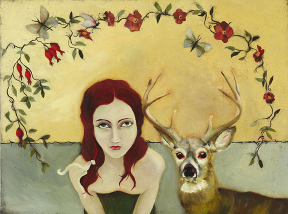 Cassandra Barney - (Re)Genesis -  LIMITED EDITION CANVAS Published by the Greenwich Workshop