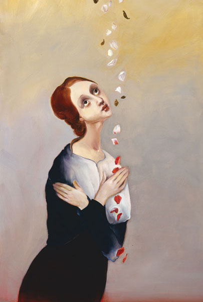 Cassandra Barney - Atonement -  LIMITED EDITION CANVAS Published by the Greenwich Workshop