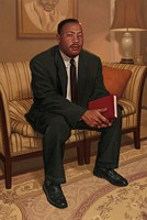 Dr. Martin Luther King Jr.<br> MASTERWORK CANVAS EDITION
