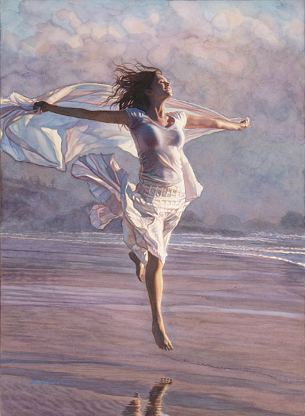 Steve Hanks - Boundless -  LIMITED EDITION CANVAS Published by the Greenwich Workshop