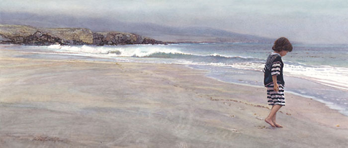 Steve Hanks - Time of Wonder -  LIMITED EDITION PRINT Published by the Greenwich Workshop