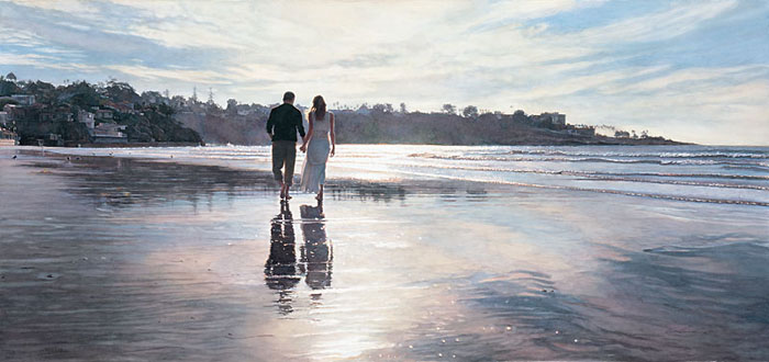 Steve Hanks - Hold onto your Dreams -  LIMITED EDITION PRINT Published by the Greenwich Workshop