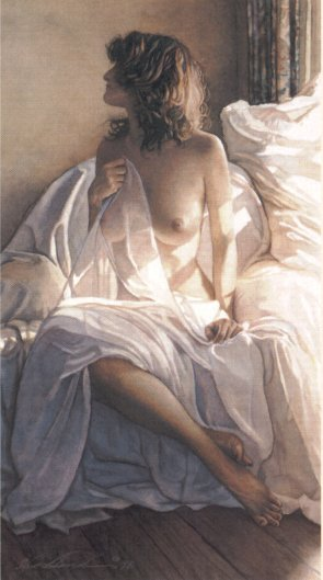 Steve Hanks - Yesterday is a Long Time Ago -  LIMITED EDITION PRINT Published by the Greenwich Workshop
