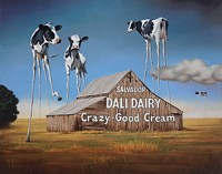 Dali Dairy<br> LIMITED EDITION CANVAS