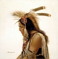 Pow-Wow Singer<br> LIMITED EDITION CANVAS