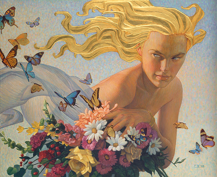 """Golden Breeze"" by Thomas Blackshear"