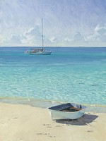 Ashore at Soldier&amp;#180;s Cay&lt;br&gt; LIMITED EDITION CANVAS