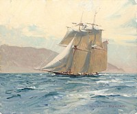 The Revenue Cutter C. W. Lawrence