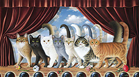 A CHORUS LINE&lt;br&gt; LIMITED EDITION PRINT