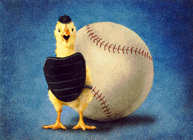 Will Bullas - FOWL BALL -  LIMITED EDITION PRINT Published by the Greenwich Workshop