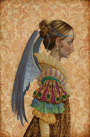James C. Christensen - ISABELLA -  LIMITED EDITION PRINT Published by the Greenwich Workshop