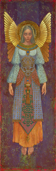 James C. Christensen - Cecelia -  LIMITED EDITION PRINT Published by the Greenwich Workshop